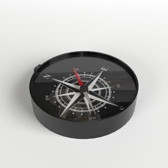 3DOcean Toy Compass 20612240