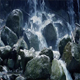 Passing Dramatic Waterfall In The Wild - VideoHive Item for Sale