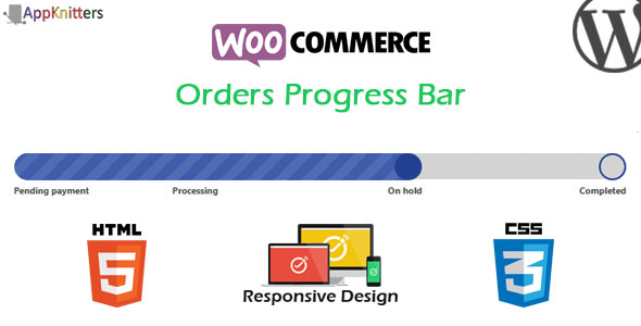 CodeCanyon WooCommerce Orders Progress Bar 20612363