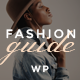 Fashion Guide | Online Magazine & Lifestyle Blog - ThemeForest Item for Sale