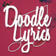 Doodle Lyrics - VideoHive Item for Sale