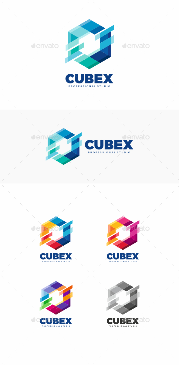 Hexagon - Symbols Logo Templates