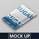 Salt / Sugar Bag Mockup - Rectangle - GraphicRiver Item for Sale
