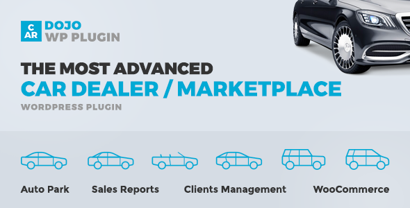 CarDojo – The Most Sophisticated CarDealer / Marketplace WordPress Plugin (Miscellaneous)