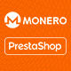 Monero Prestashop Payment Gateway