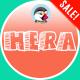 Hera - Shopping Cosmetic, Food Responsive Prestashop Theme