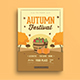 Autumn Festival Flyer - GraphicRiver Item for Sale