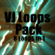 Retro Glitch Vj Loop Pack 8 In 1