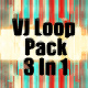 Mechanic Glitch Vj Loop 3 In 1 - VideoHive Item for Sale