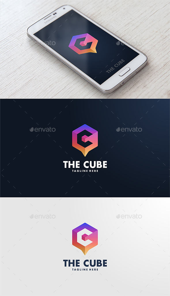 The Cube - Logo Templates