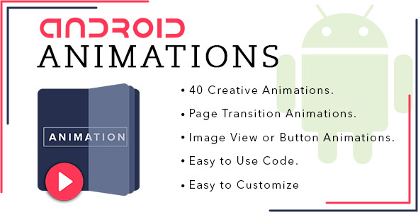 CodeCanyon Android Animation Package 20613731