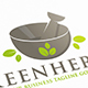 Herbal Green Business Logo