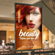 Beauty Salon Poster Template - GraphicRiver Item for Sale