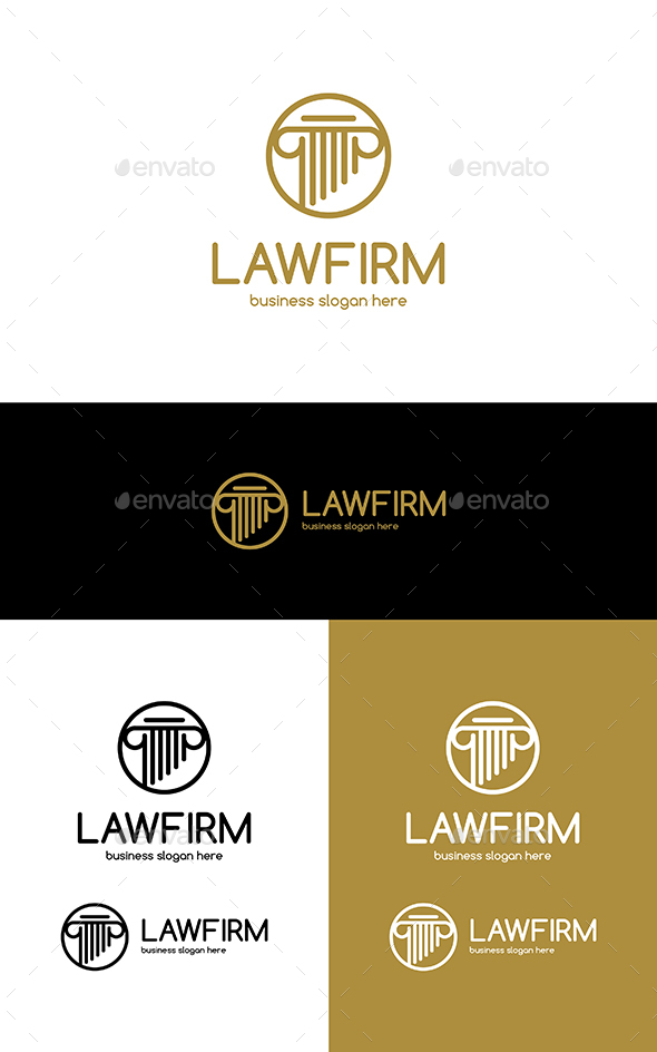 GraphicRiver Law Firm 20614884