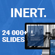 Inert Powerpoint Presentation Template - GraphicRiver Item for Sale