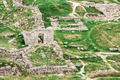 Archaeological excavations of an ancient structure. Crimea, Mith - PhotoDune Item for Sale