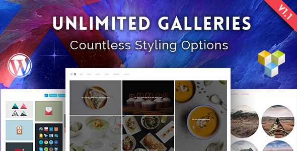 CodeCanyon ULG Pro WordPress Unlimited Galleries 20615352
