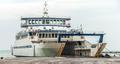 Passenger ferry docked - PhotoDune Item for Sale