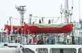 Enclosed Lifeboat for ship. - PhotoDune Item for Sale