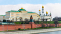 Moscow Kremlin and Novodevichy convent - PhotoDune Item for Sale