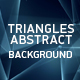 Triangles Abstract Backgrounds