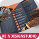 Modern Church Brochure - GraphicRiver Item for Sale