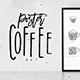 Poster Coffee Set - GraphicRiver Item for Sale