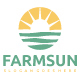 Farm Sun Logo - GraphicRiver Item for Sale