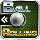 Metal Ball Rolling Game Kit