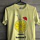 Awesome Design T-Shirt with Summer Theme No. 2