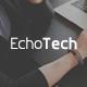 EchoTech Modern Sans-Serif Font