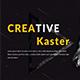 Kaster Creative Google Slide Template - GraphicRiver Item for Sale