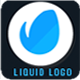 Simple Liquid Logo - VideoHive Item for Sale