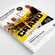 Grand Opening Business Flyer Templates