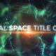 Abstract Space Titles - VideoHive Item for Sale
