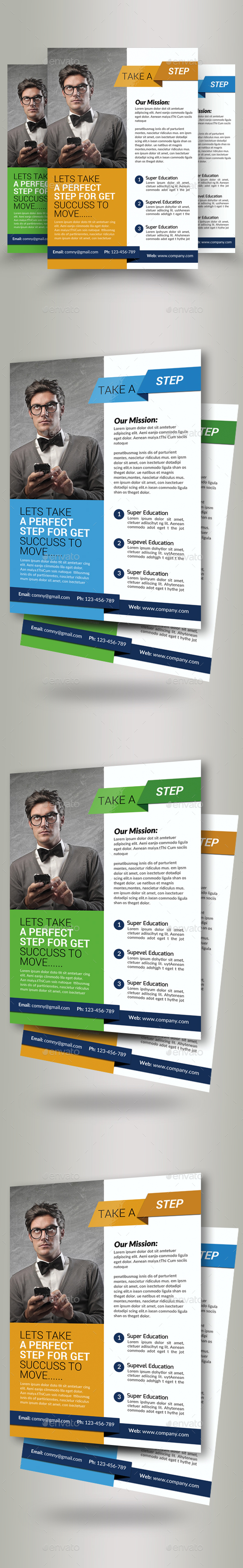 Corporate Business Flyers - Corporate Flyers