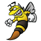 Bee Cartoon Illustration - GraphicRiver Item for Sale