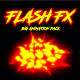 Flash Fx - 21 Fire Animations Pack - VideoHive Item for Sale