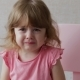 Toddler Girl Crying with Mouth Wide Open and Tears Down Her Face - VideoHive Item for Sale