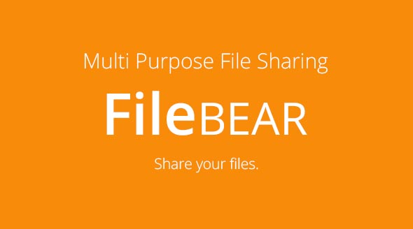 CodeCanyon FileBear- Premium File Sharing 20583563
