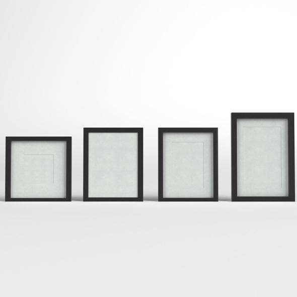 3DOcean Photo Frames 20619078