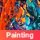 120 Oil Painting Backgrounds - GraphicRiver Item for Sale