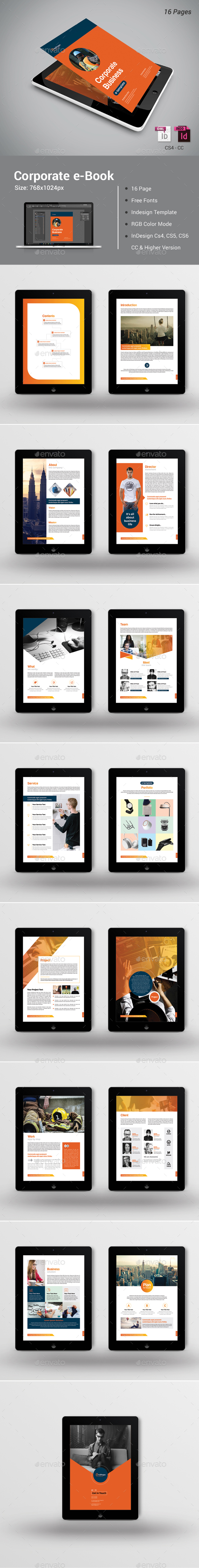 GraphicRiver Corporate Ebook 20619193