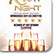 Rich Night Flyer - GraphicRiver Item for Sale