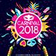 Carnival 2018 Flyer
