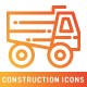 Construcion and Tools Icons