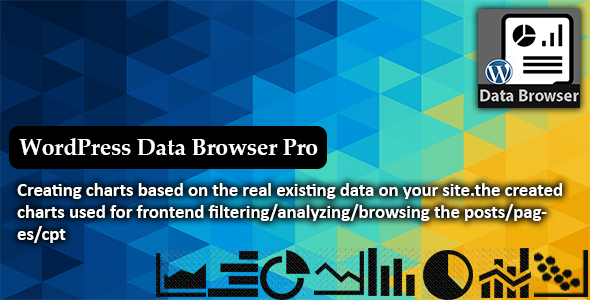 WordPress Data Browser pro - CodeCanyon Item for Sale