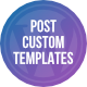 Post Custom Templates Pro - WordPress plugin