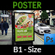 Restaurant Poster Template Vol.13 - GraphicRiver Item for Sale