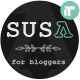 Susa - Responsive WordPress Blog Theme - ThemeForest Item for Sale